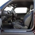 Prueba MINI Cooper S plazas delanteras