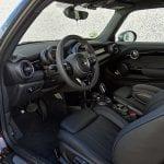 Prueba MINI Cooper S diseño plazas delanteras