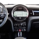 Prueba MINI Cooper S consola central
