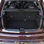 Prueba MINI Cooper S maletero