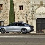 Prueba Peugeot 508 lateral