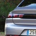 Prueba Peugeot 508 pilotos traseros de LED