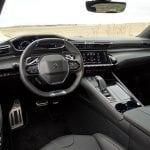 Prueba Peugeot 508 diseño interior