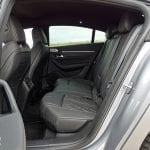 Prueba Peugeot 508 asientos traseros