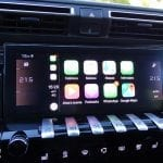 Prueba Peugeot 508 pantalla apple carplay