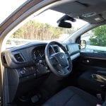 Prueba Toyota Proace Verso 180D interior