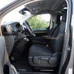 Prueba Toyota Proace Verso 180D plazas delanteras