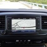 Prueba Toyota Proace Verso 180D pantalla navegador