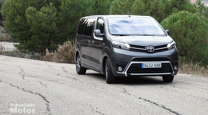 Toyota Proace Verso 180D Advance-Family (carrocería Media)