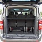 Prueba Toyota Proace Verso 180D maletero con 8 plazas