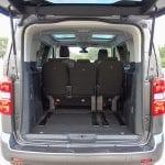 Prueba Toyota Proace Verso 180D maletero con 5 plazas