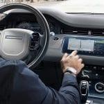 Range Rover Evoque pantalla