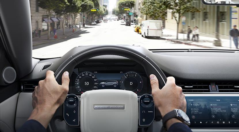 Range Rover Evoque cuadro
