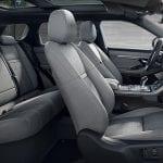 Range Rover Evoque asientos