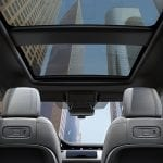 Range Rover Evoque techo panorámico