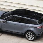 Range Rover Evoque superior