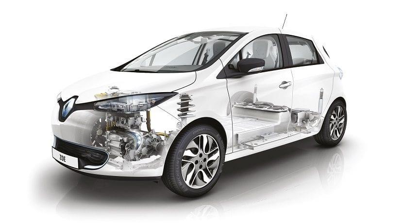 Renault ZOE. Como funciona un coche eléctrico