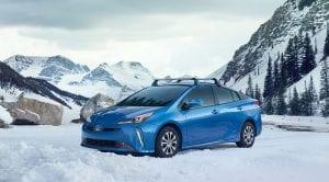Toyota Prius 2019 con tracción total
