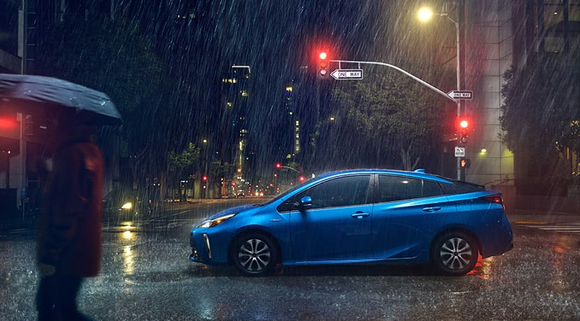 Toyota Prius 2019 lateral