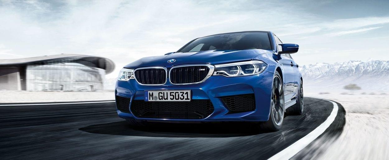Ficha BMW M5