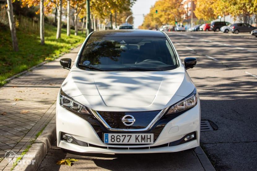 Prueba Nissan LEAF 40 kWh Tekna