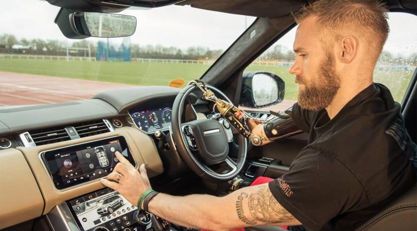 Jaguar Sistema Apertura Automática Puertas