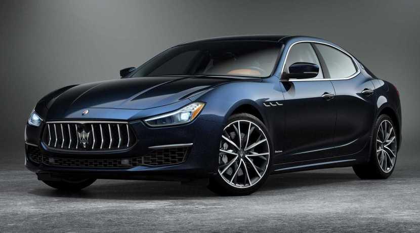 Maserati Ghibli Edizione Nobile