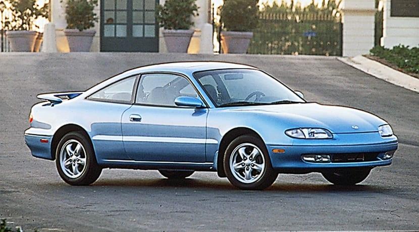 Mazda MX-6 1993