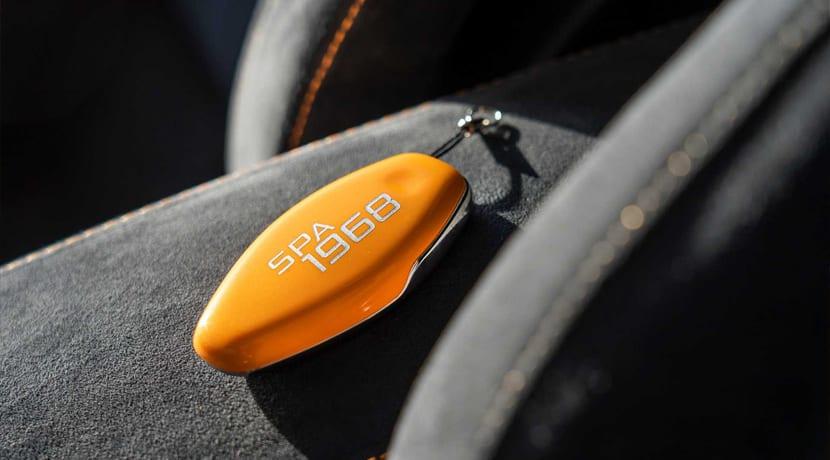 McLaren 720S Spa 68