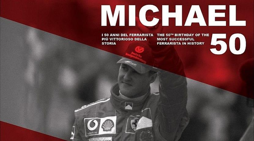 Exposición Michael Schumacher Museo Ferrari Maranello