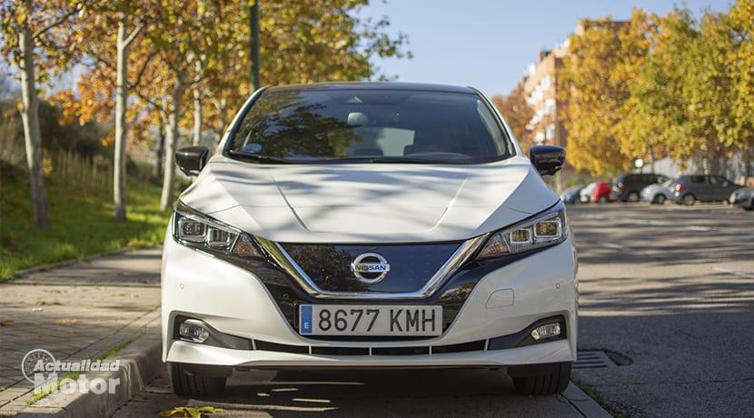 Prueba Nissan LEAF