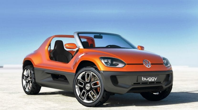Volkswagen Buggy Up Concept 2011