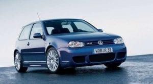 Volkswagen Golf R32 cambio DSG Volkswagen