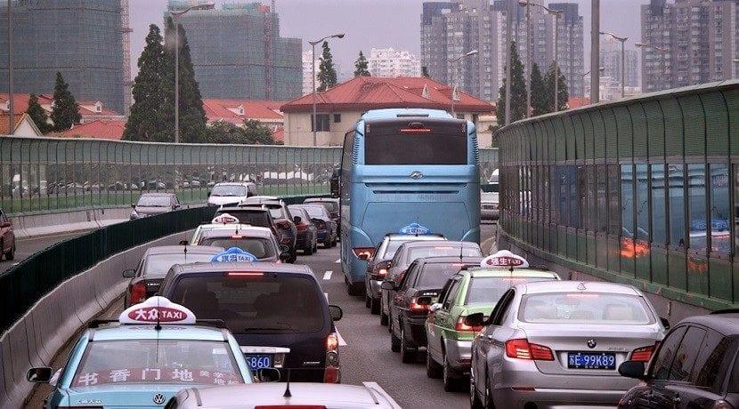 Las marcas proporcionan información en tiempo real sobre sus coches al gobierno chino