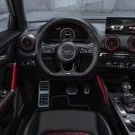 Audi SQ2 salpicadero