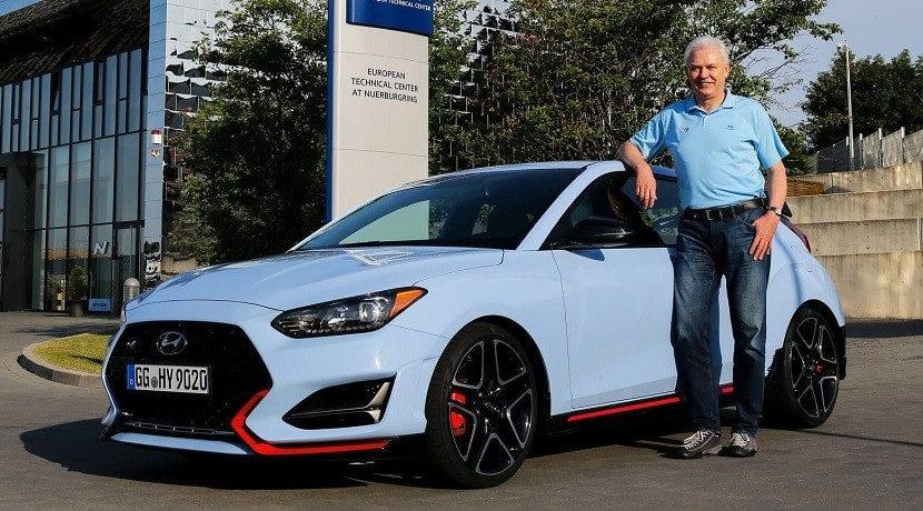 Albert Biermann asciende a jefe de I+D de Hyundai