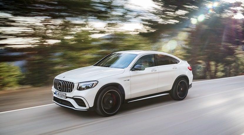 Novedades de Mercedes en 2019 Clase GLC