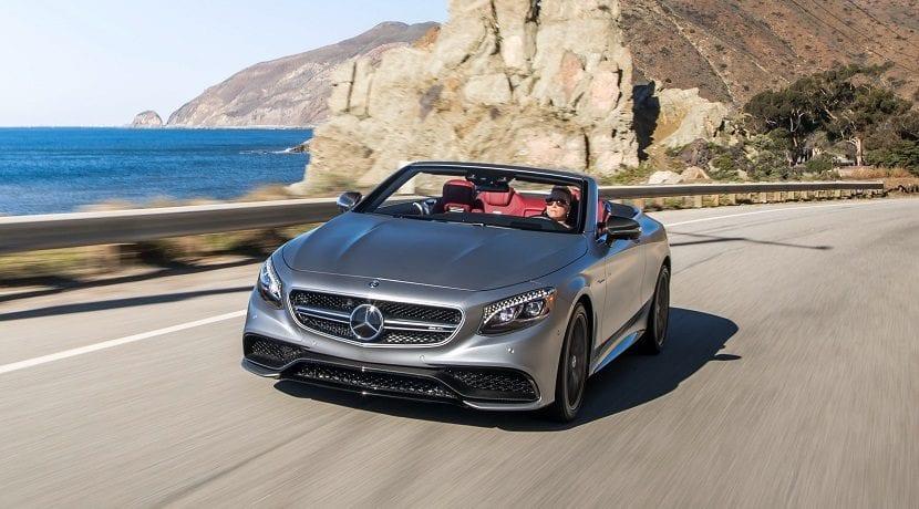 Novedades de Mercedes en 2019 Clase S Cabrio