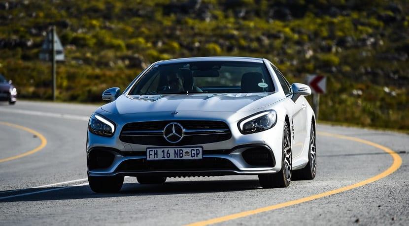 Novedades de Mercedes en 2019 Clase SL