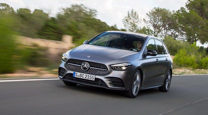 Novedades de Mercedes en 2019 Clase B