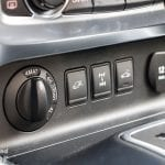 Botones offroad del Mercedes Clase X
