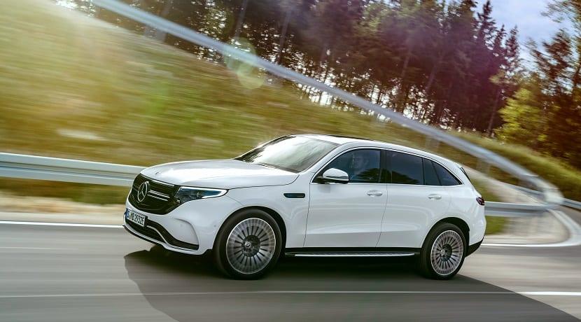 Novedades de Mercedes en 2019 EQC