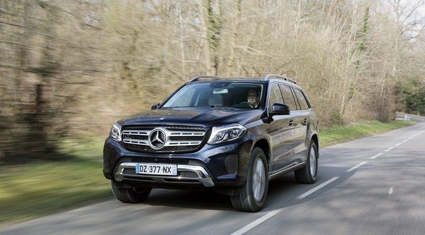 Novedades de Mercedes en 2019 Clase GLS