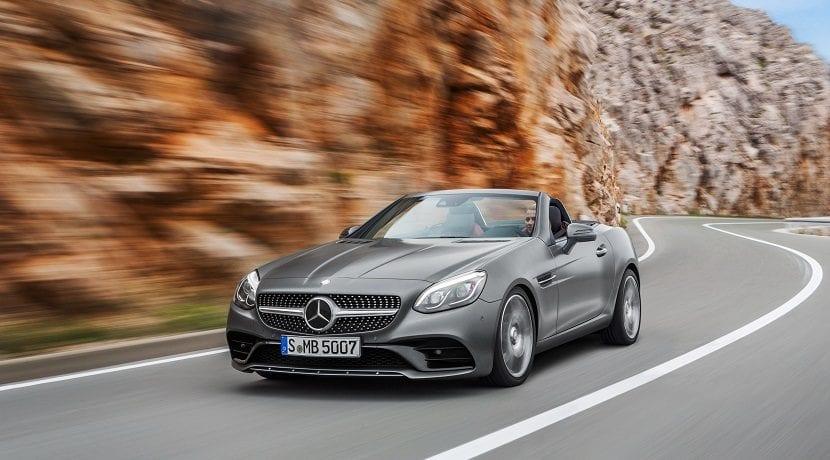 Novedades de Mercedes en 2019 Clase SLC