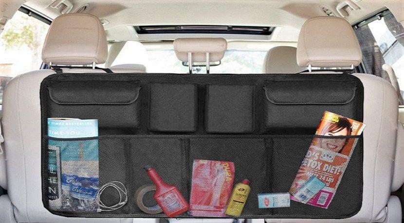 Organizadores de maletero de coche como regalos