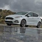 Prueba Ford Fiesta ST perfil