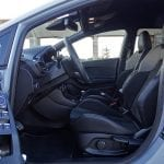 Prueba Ford Fiesta ST plazas delanteras