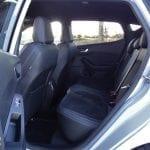 Prueba Ford Fiesta ST plazas traseras