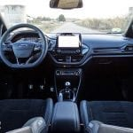 Prueba Ford Fiesta ST diseño interior