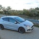 Prueba Ford Fiesta ST superior